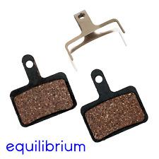 SHIMANO DEORE DISC BRAKE PADS ***1 PAIR*** RESIN M515 M525 M486 M485 M475 TEKTRO