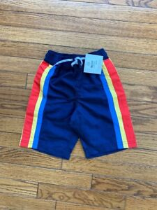 NWT Hanna Andersson Boys Bathing Suit Size 110