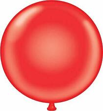 60 inch Red Giant Latex Balloon - Qty 2