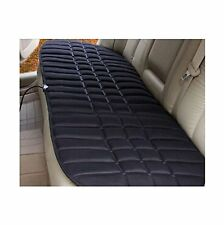 Rear Back Thermo Heated Seat Bench Cushion Cover Pad 12v Volt Car Van Camper