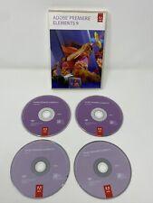 Adobe Premiere Elements 9 für Mac und Windows separate CDs