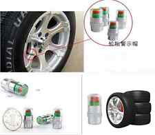 Hot Vehicle Car Safety Warning Air Pressure Tire Monitor Alert Valve Stem Cap