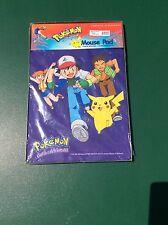 "Vintage Pokemon Mouse Pad Gotta Catch Em All ""NEW"