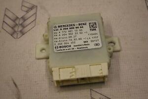MERCEDES-BENZ C W204 PDC Parking Distance Control Unit A2049009004 2.1 Diesel