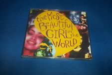 "PRINCE ""THE MOST BEAUTIFUL GIRL IN THE WORLD"" CD SINGLE 1994 NPG RECORDS NUOVO"