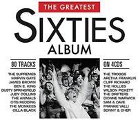 Various Artists - Greatest Sixties Album / Various [New CD] UK - Impor