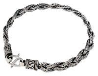Wikinger Frauen Armkette Akuna Nordland Silber Gothic Schmuck - NEU