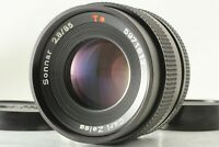 [Near Mint+++] Contax Carl Zeiss Sonnar T* 85mm f/2.8 AEG Lens C/Y Japan #694