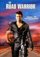 The Road Warrior Mad Max 2 DVD