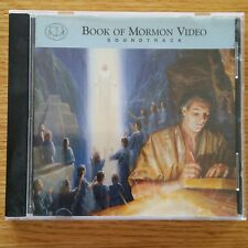 Book Of Mormon Video Soundtrack Songs Music CD New LDS Hymns Sing Primary Piano