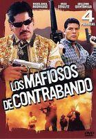 Los Mafiosos de Contrabandos (DVD, 2005, 2-Disc Set) Spanish Language*BRAND NEW*
