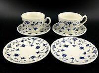 Vintage Churchill England Georgian Collection Finlandia Coffee Tea Cups Sets