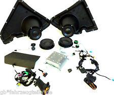 """VW Scirocco III """"r20"""" Dynaudio de sonido de amplificador +8x boxeo + cable año 2013"""