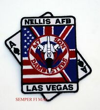 RAF 617TH DAMBUSTERS Tornado GR4 PATCH BRITISH NELLIS AFB LAS VEGAS 70 ANNIV WOW