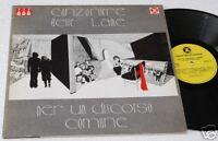 CANZONIERE DELLE LAME:LP-ORIG.ITALY FOLK/PROG.1977 EX+