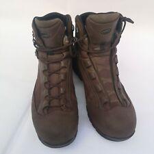 Genuine British Army Issue AKU Goretex GTX Combat Boots Vibram Soles, Size 9M
