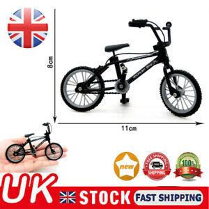 Retro Mini Finger BMX Bicycle Assembly Bike Model Toy Gadgets Children Kids Gift