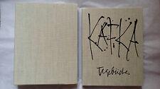 ANTONIO SAURA: DIARIOS DE KAFKA-TAGEBUCHER, 1988