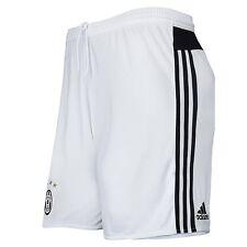 Shorts Cortos Fútbol Carrera Oficiales Adidas Home Juventus 2015/16 Blanco