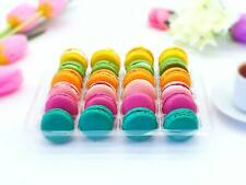 24 Pack Fruity French Macaron Set | Free Shipping