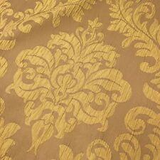 Ashley Wilde Green Jacquard Fabric, Price per 1/2 meter