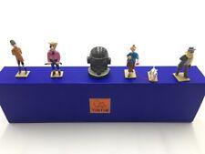 Figurine mini Pixi tintin vol 747 pour sydney proche du neuf boite Certificat