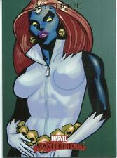 Marvel Masterpieces 2007 Base Card #61 Mystique