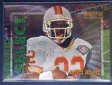 1995 Select Few Errict Rhett #12/20 (/2250) BUCCANEERS 95