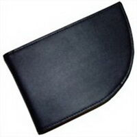 """PVC Leather Mens Front Pocket Chiro Wallet """"As Seen On TV"""""""