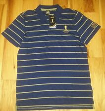 Mens Webb Ellis Cup Rugby World 2015 Polo Shirt Size XL New NWT Rare