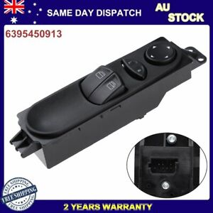 6395450913 New Master Power Window Switch For Mercedes Benz W639 Vito 2003-2014