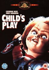 HORROR/ BLACK COMEDY DVD – CHILD'S PLAY