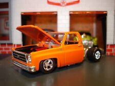 1979 CHEVROLET SILVERADO SQUARE BODY TRUCK LIMITED EDITION 1/64 DETAILED M2 COOL