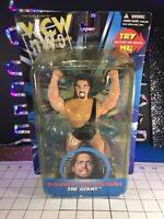 Vintage 1998 WCW OSFT The Giant The Big Show wrestling figure NWO Double Axe