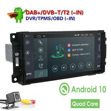 "Android 9.0 7"" GPS Navi Stereo Radio For Jeep Grand Cherokee/Chrysler/Dodge Ram"