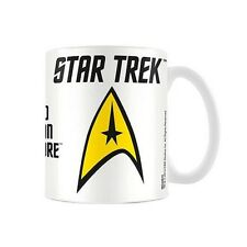 STAR TREK - To Boldly Go  - Tasse - Coffee Mug - Kaffeebecher - Neu - Enterprise