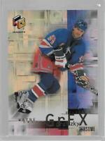 1999-00 Upper Deck HoloGrFx Gretzky GrFx Ausome #GG2 Wayne Gretzky