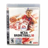 NCAA Basketball 10 Playstation 3 Tested PS3 Video Game Sony