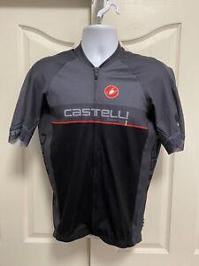 Castelli Servizio Corse Men's Team Cycling Jersey Size XXXL