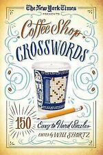 The New York Times Coffee Shop Crosswords - 150 Easy to Hard Puzzles