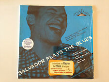 DISQUE 25CM HENRI SALVADOR PLAYS THE BLUES // REEDITION