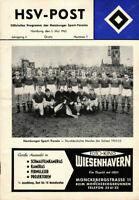Deutsche Meisterschaft 61/62 Hamburger SV - Eintracht Frankfurt, 05.05.1962