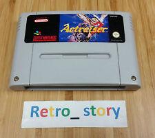 Super Nintendo SNES Actraiser 2 PAL