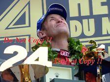 Tom Kristensen Audi Portrait Le Mans Winner 2013 Photograph 1