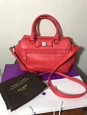 NWT$298 KATE SPADE ASHTON RENNY DRIVE GERANIUM PXRU5541 LEATHER Handbag