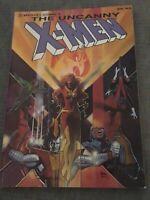 Marvel Comics Graphic Novel The Uncanny X-Men 2 Stan Lee Dark Phoenix (1984)