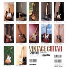 VINTAGE GUITAR CALENDER 2013