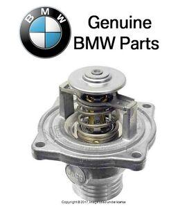 For BMW E31 840Ci Thermostat w/ Housing & O-Ring 95 degree C Genuine