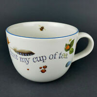 Marjolein Bastin Latte Mug Friendship Butterfly Bee Bird