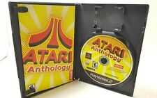 Atari Anthology (Sony PlayStation 2, 2004) Complete Tested Ps2
